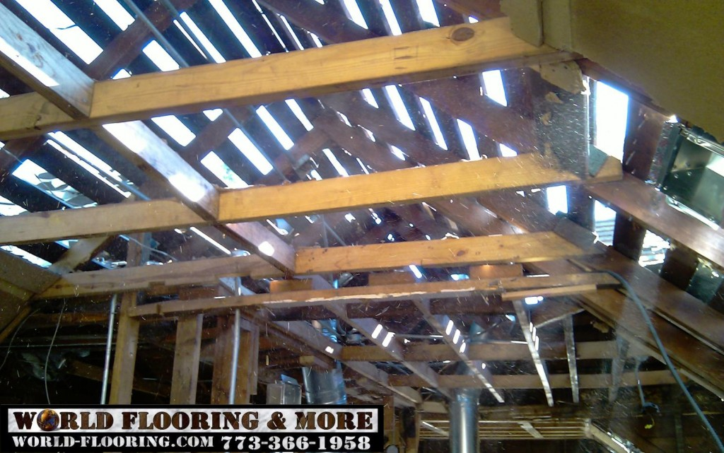 Roof Roofing installation repair chimney gutter skylights waterproofing World Flooring & More 773-366-1958 Chicago Suburbs