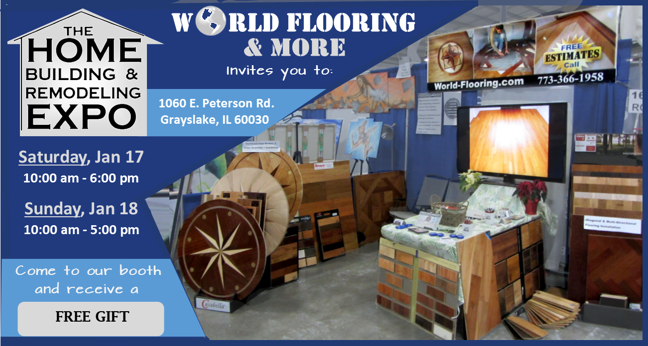 Wood Flooring installation & refinishing in Grayslake IL