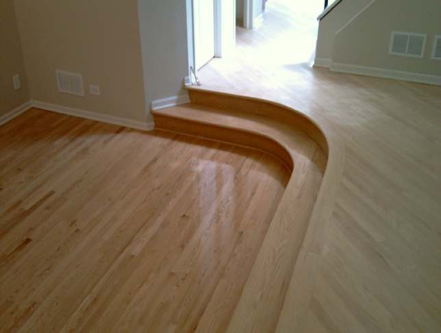 Raised platform flooring for Floors on floors